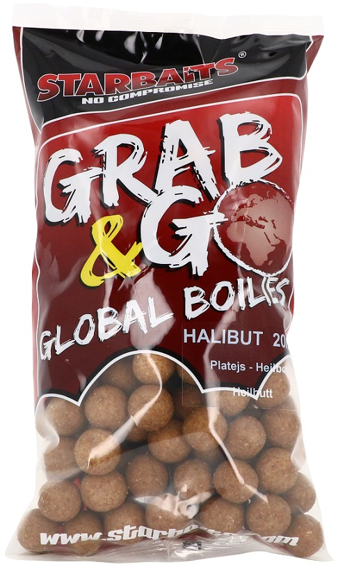 Starbaits Global Boilies HALIBUT 20mm 1kg