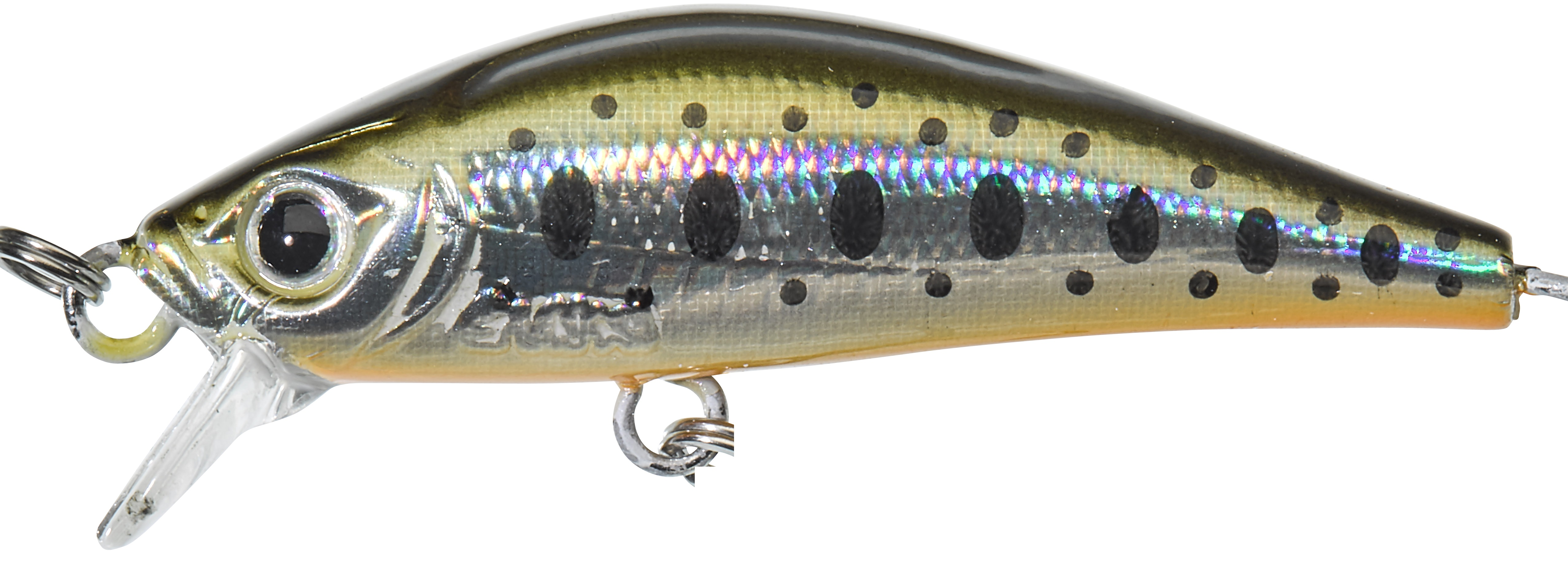 Gunki Gamera 3,9cm F U.V Trout GB