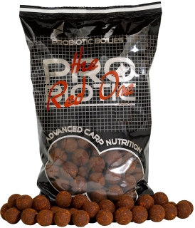 Starbaits Boilies Probiotic Red One 1kg 20mm